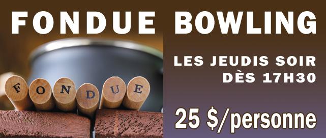 Fondue Bowling Une2