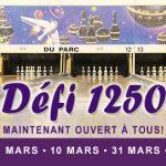 Tournoi Défi 1250